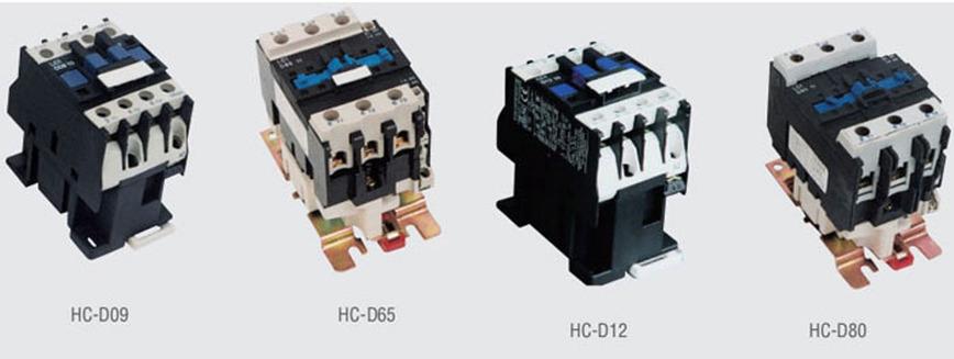 Logo HC-D AC Contactor