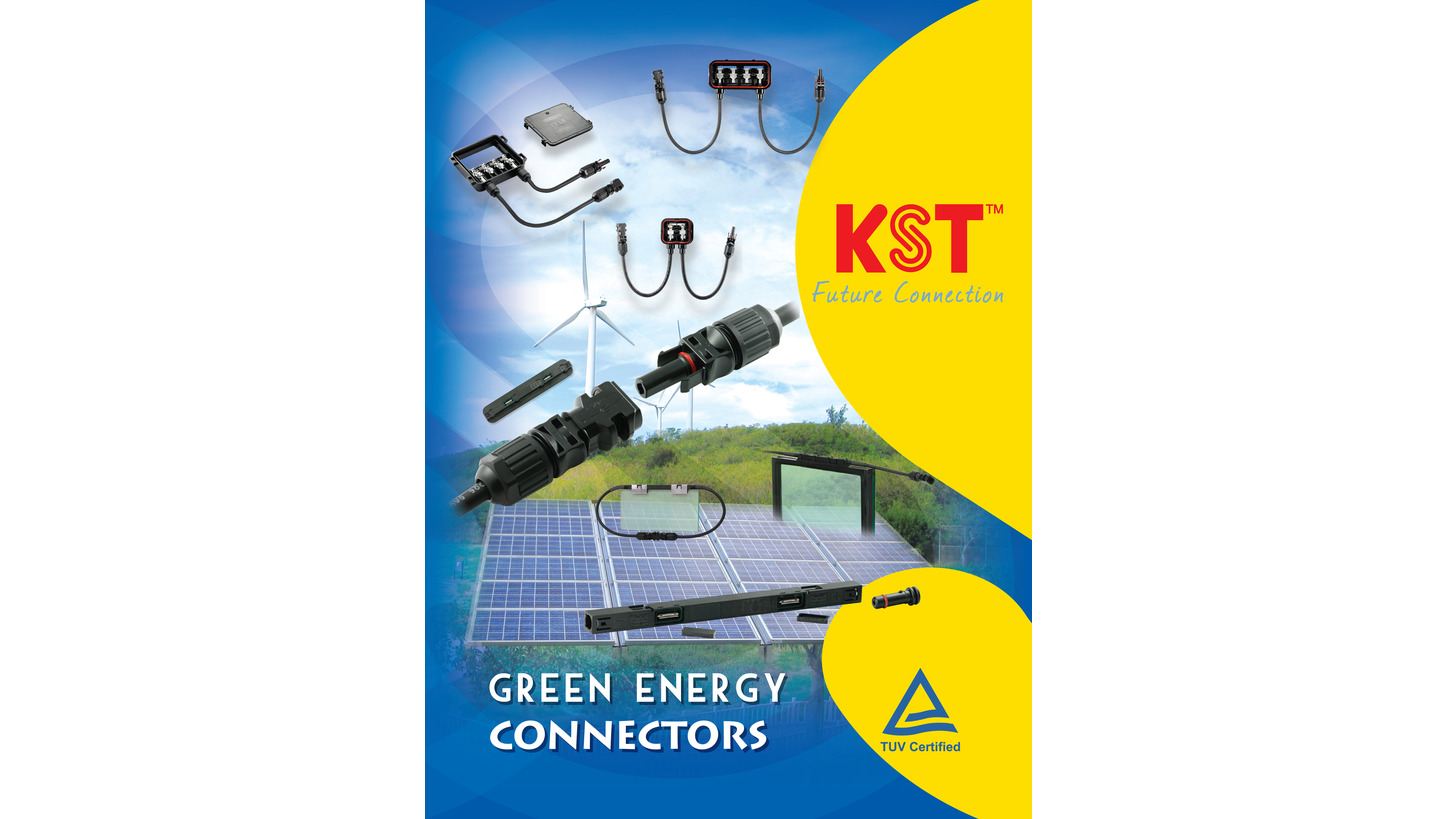 Logo Green energy connectors