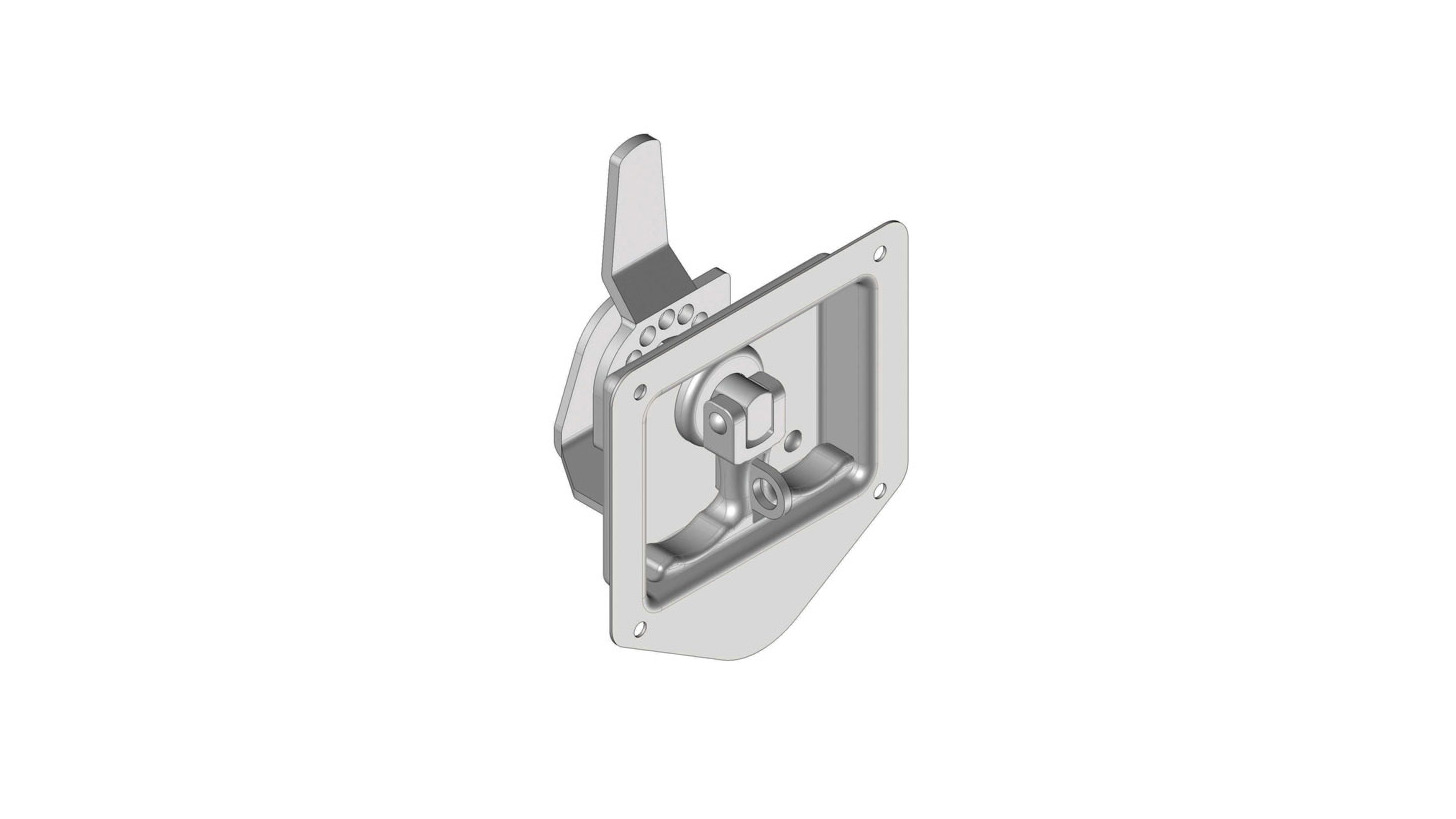 Logo 115 - T-Handle Heavy Duty Lock