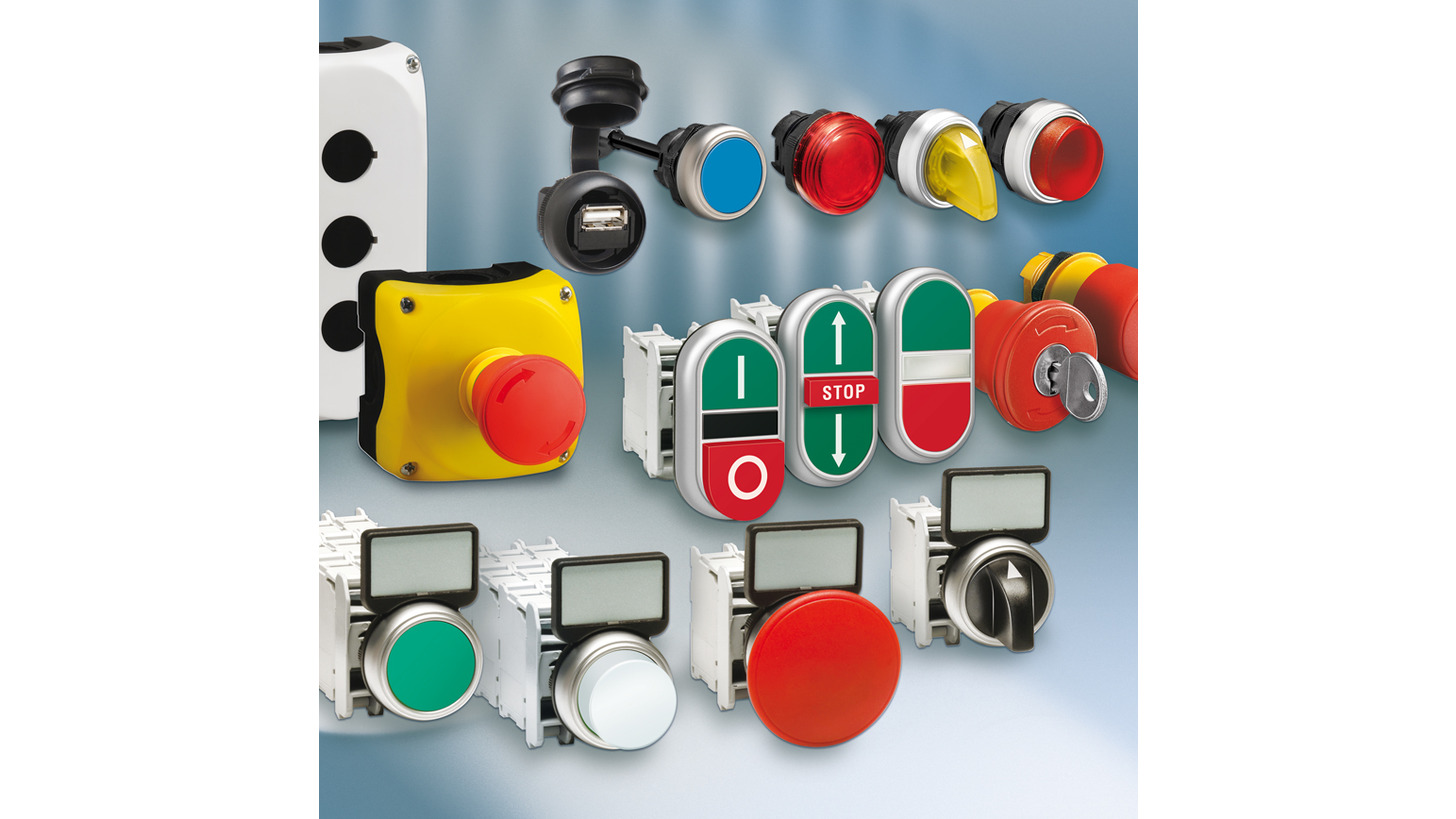 Logo Control and signalling units