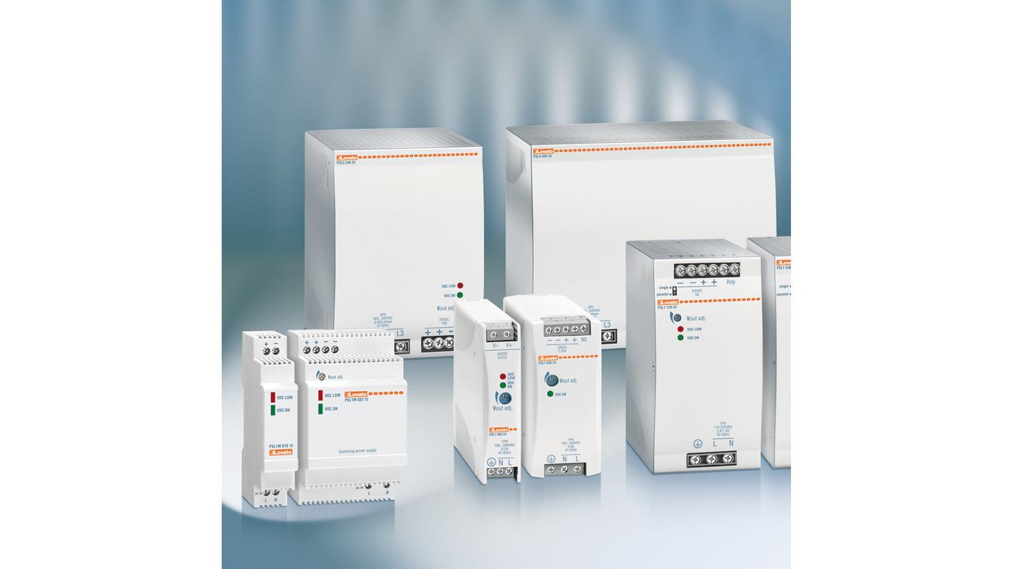 Logo Switching power supplies