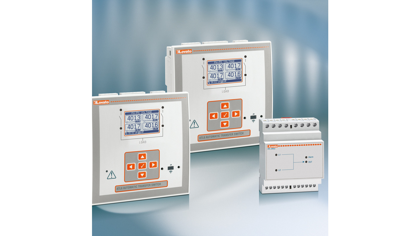 Logo Automatic transfer switch controllers