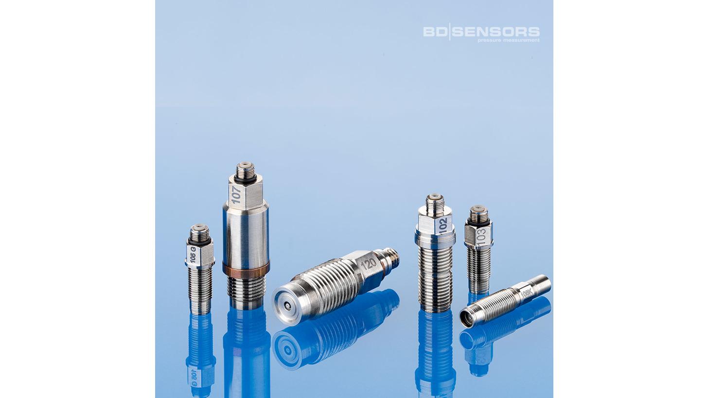 Logo Piezoelectric Pressure Sensors