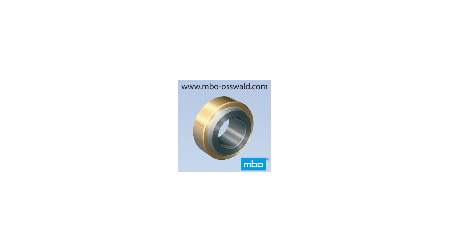 Logo Pivoting bearings DIN ISO 12240-1