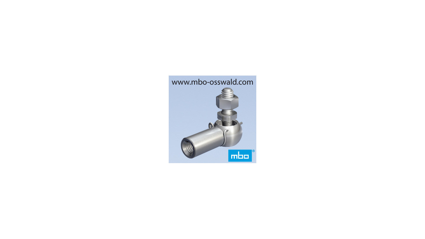 Logo Angle joints / Ball joints DIN 71802
