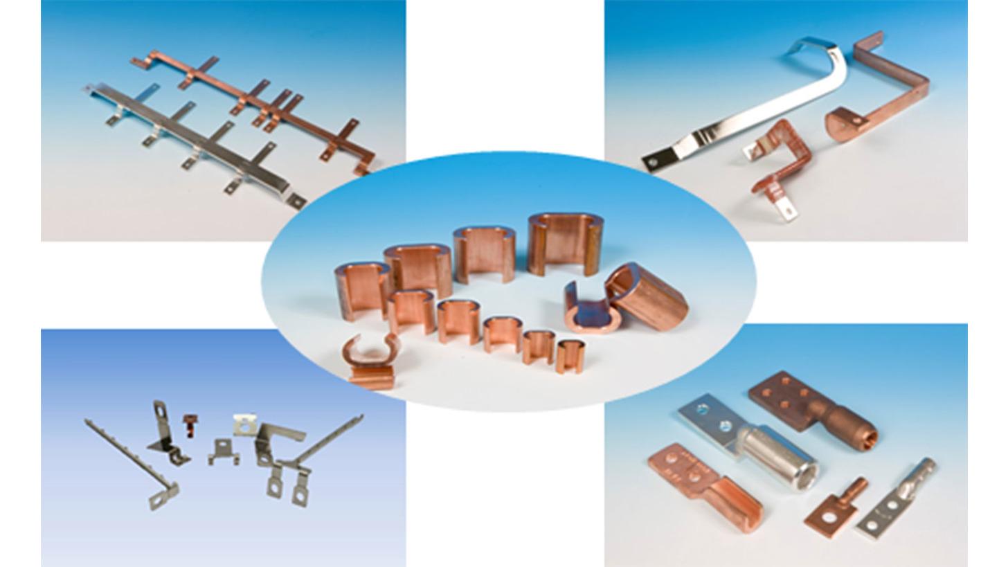 Logo Copper Sleeves, Copper Busbar