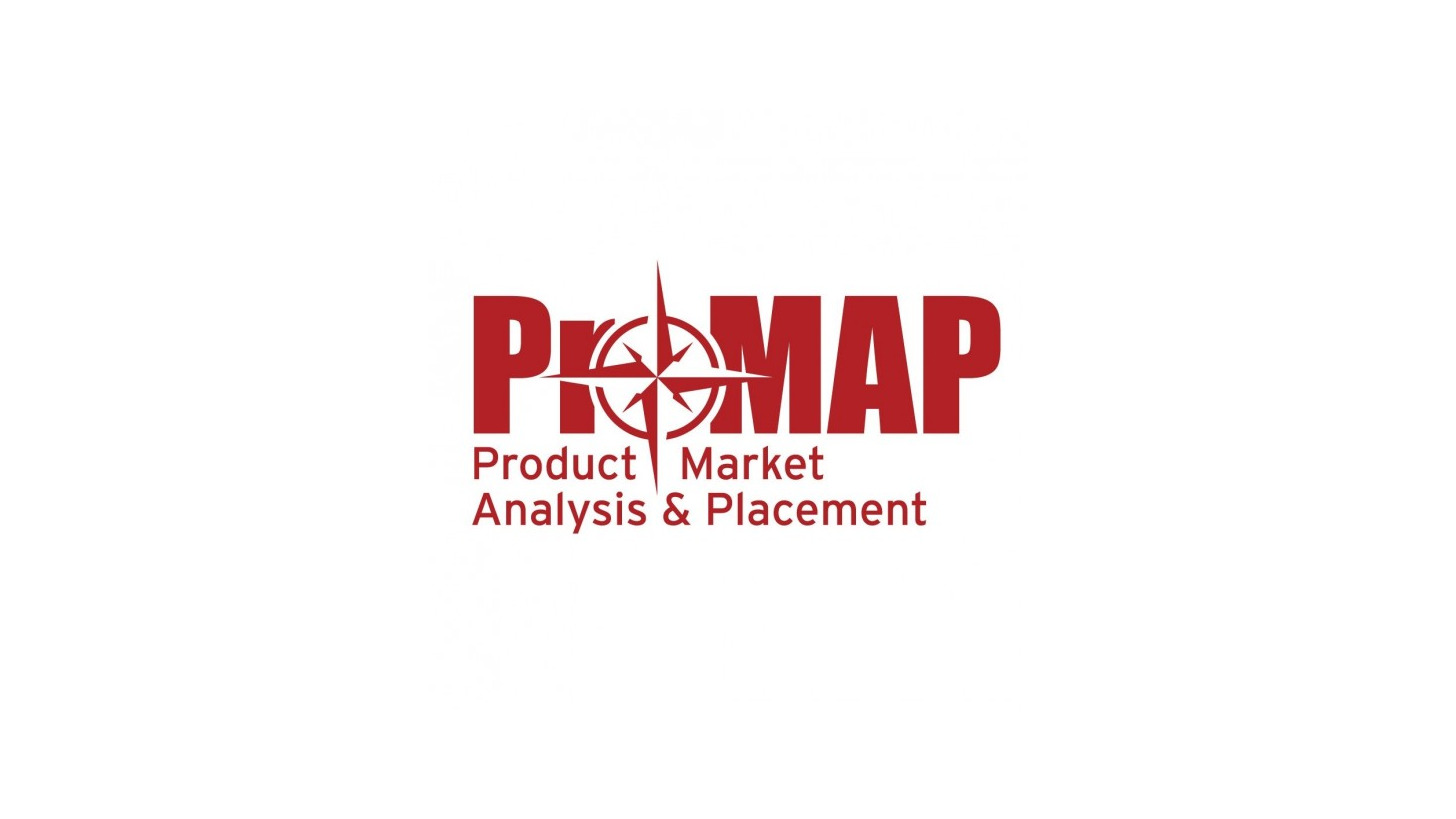 Logo ProMAP - Product Market Analysis and Placement