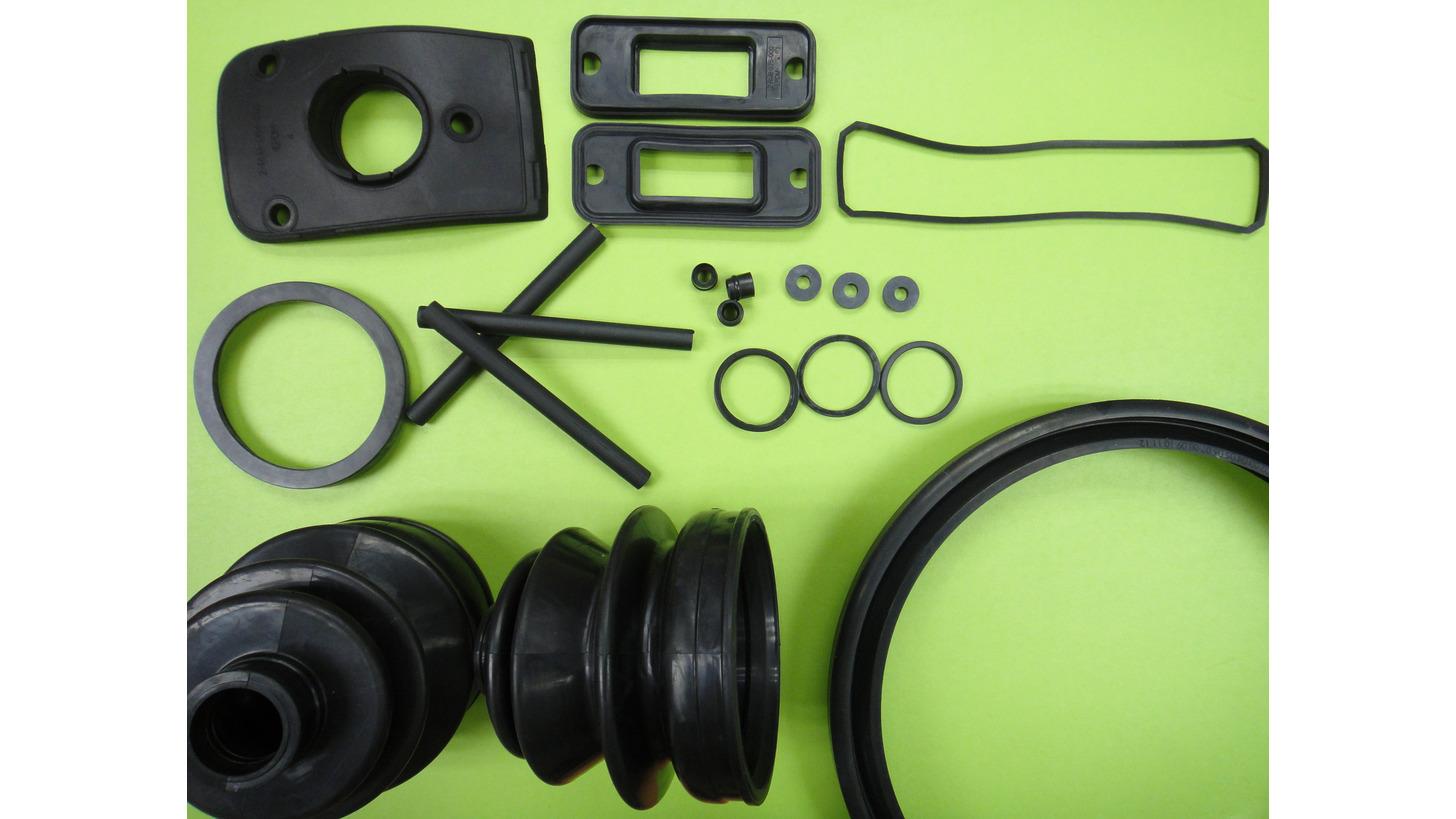 Logo Automotive Rubber Parts 1