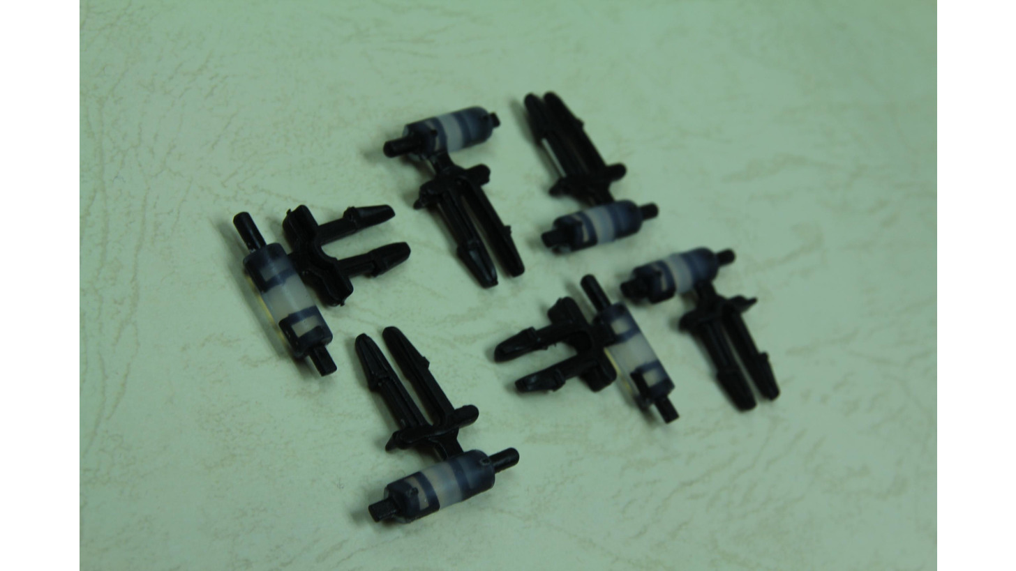 Logo Rubber parts 4