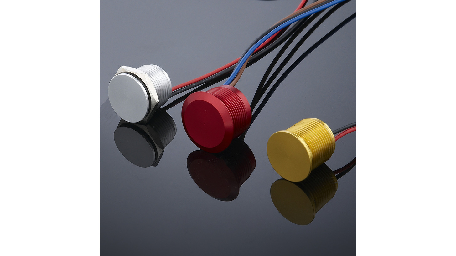 Logo Piezo switch