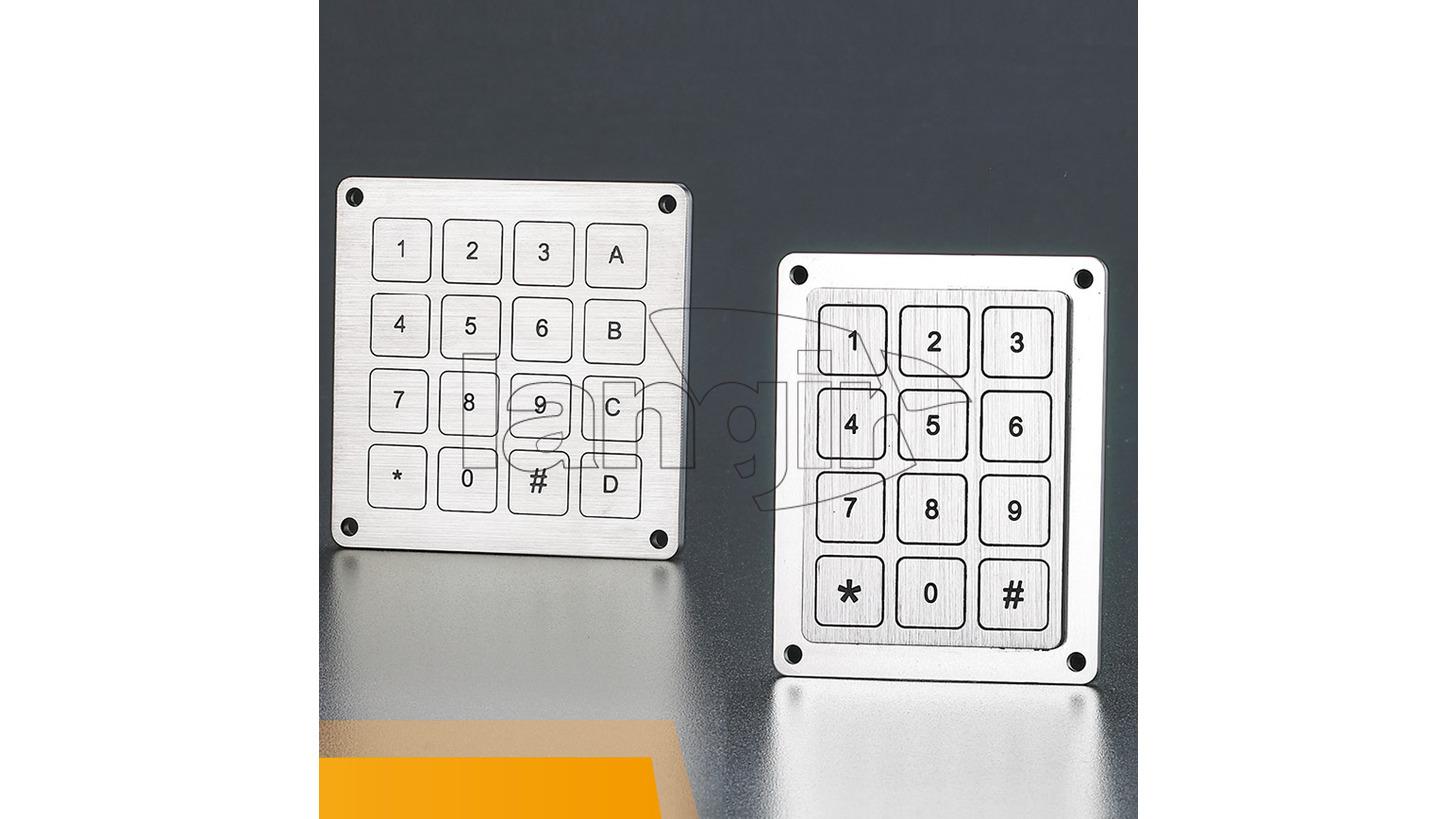 Logo Piezo keypads