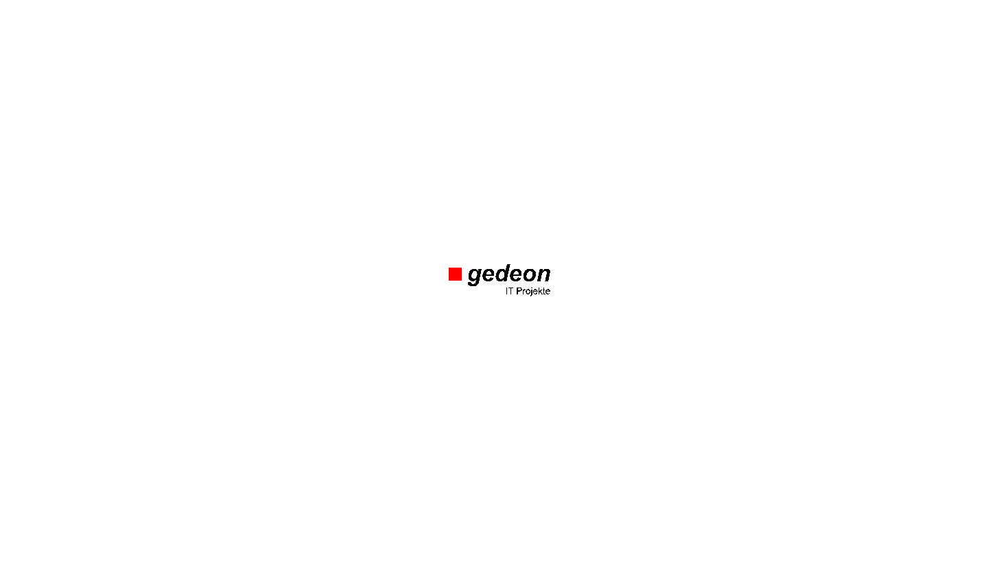 Logo Gedeon HR Solutions