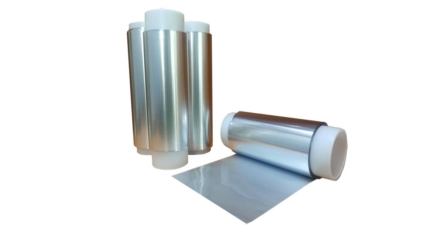 Logo Aluminum Pouch