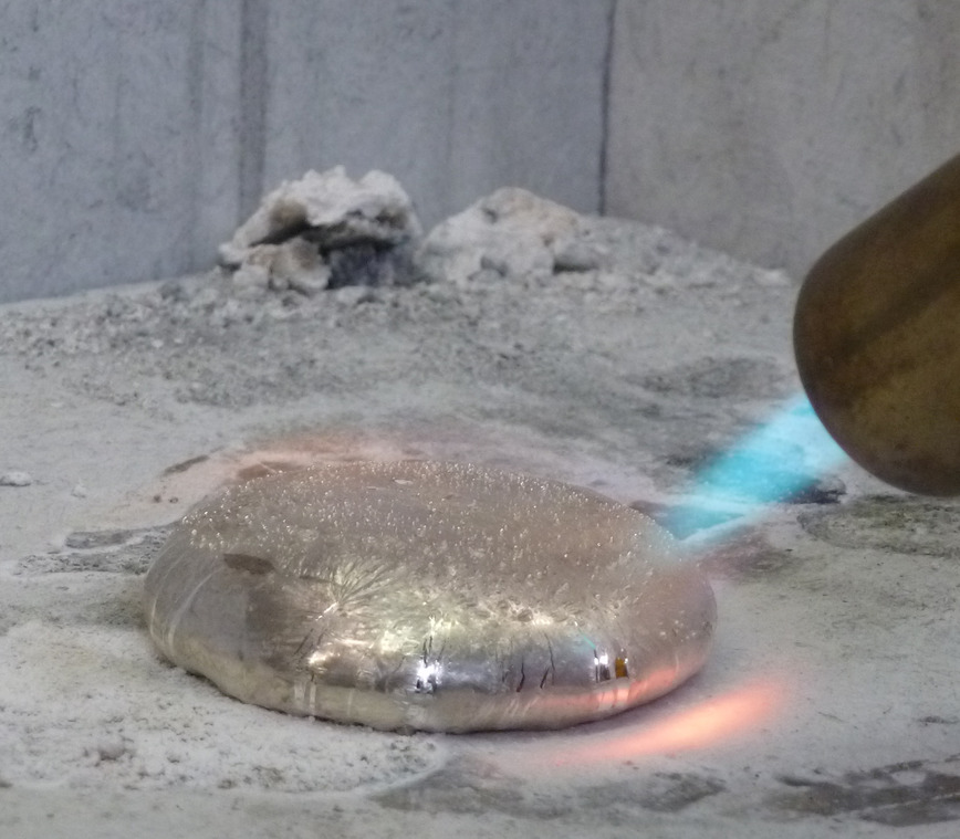 Logo Flame Resistant Magnesium Alloys