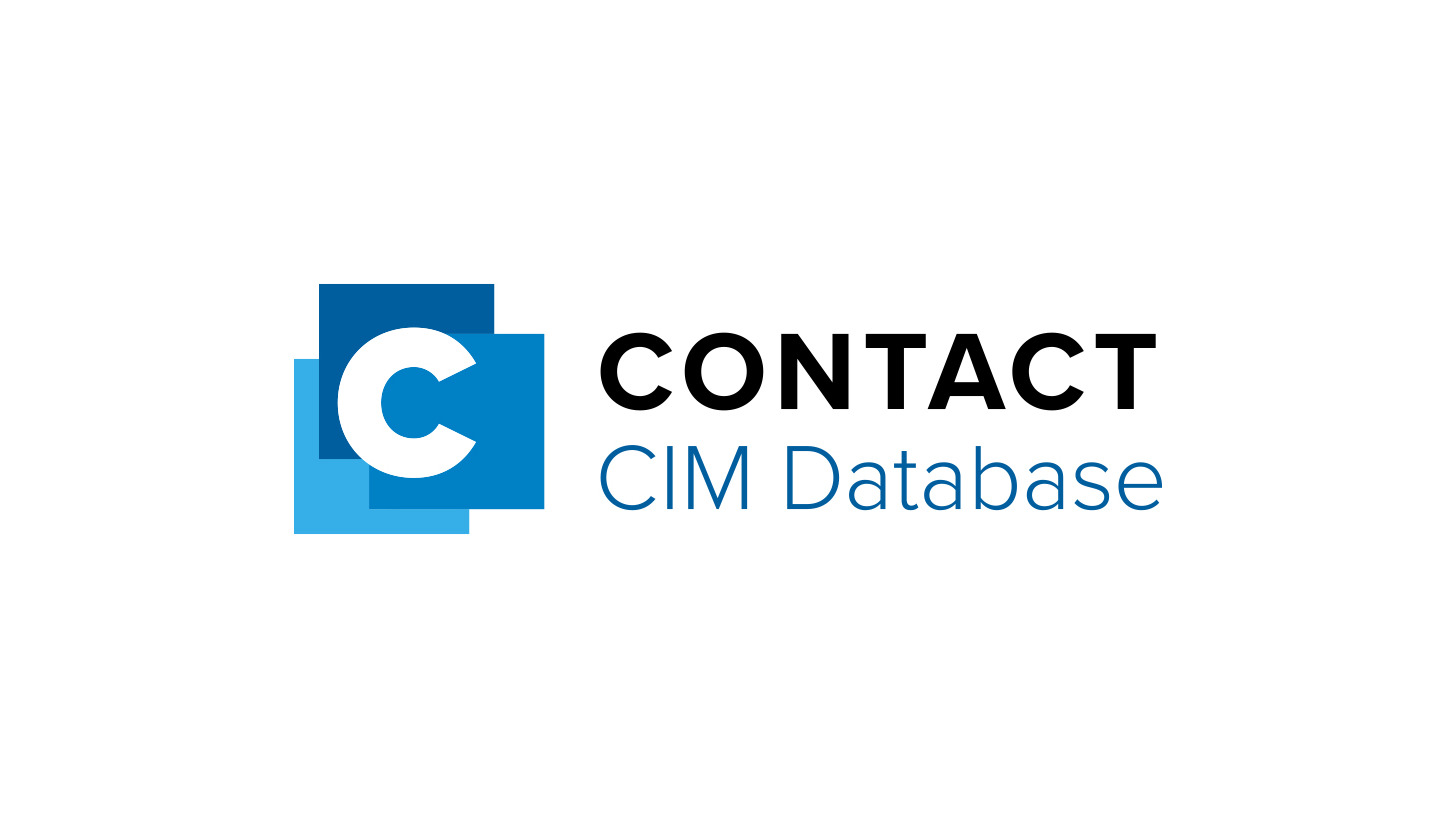 Logo CONTACT CIM Database PLM