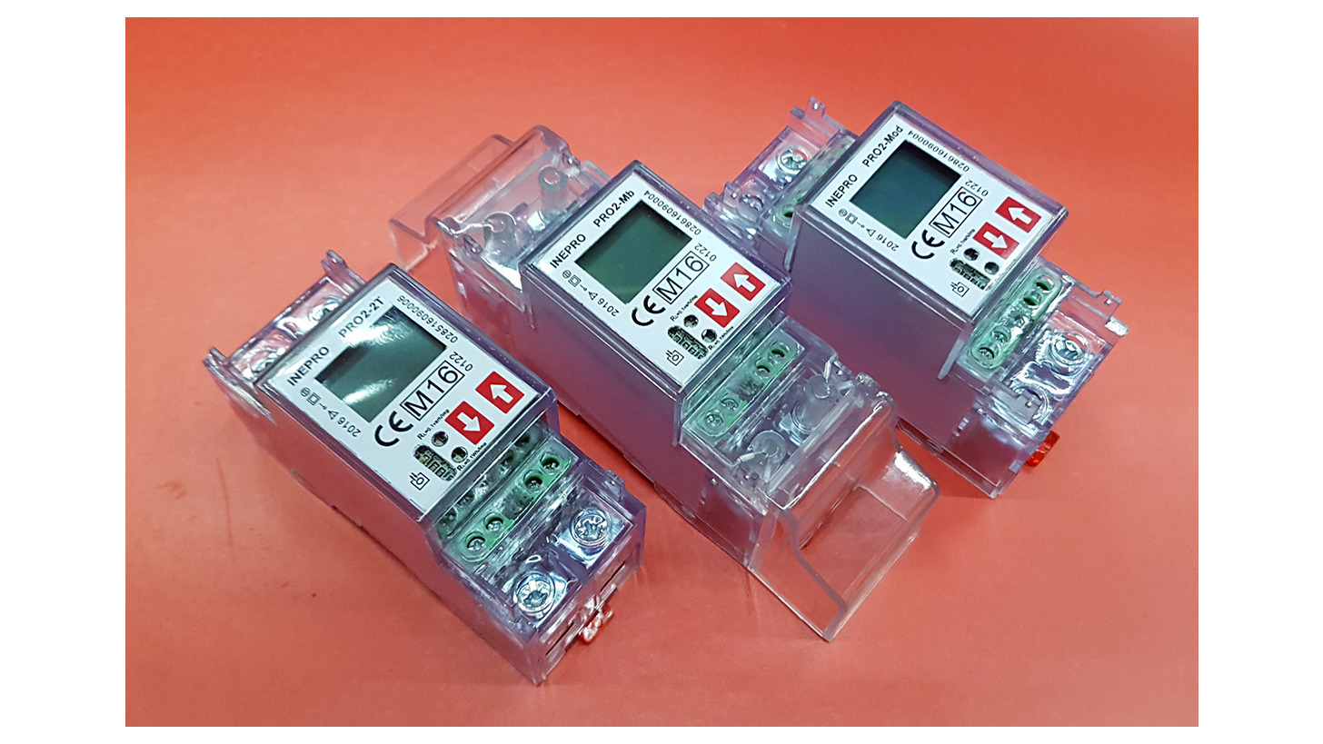 Logo NEW 2 module, single phase Smart meter