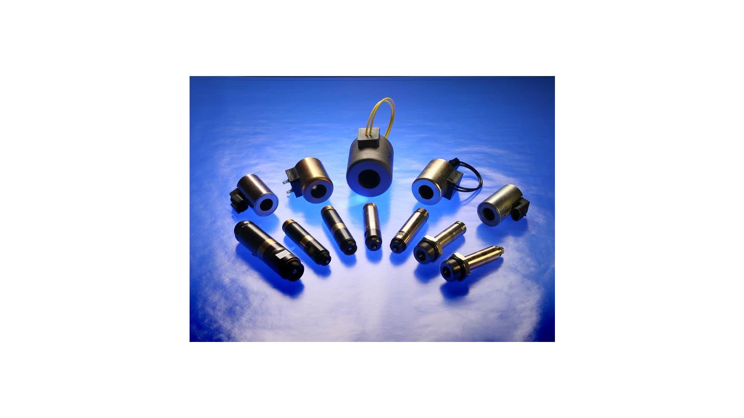 Logo Proportional Solenoids and Solenoid Valves