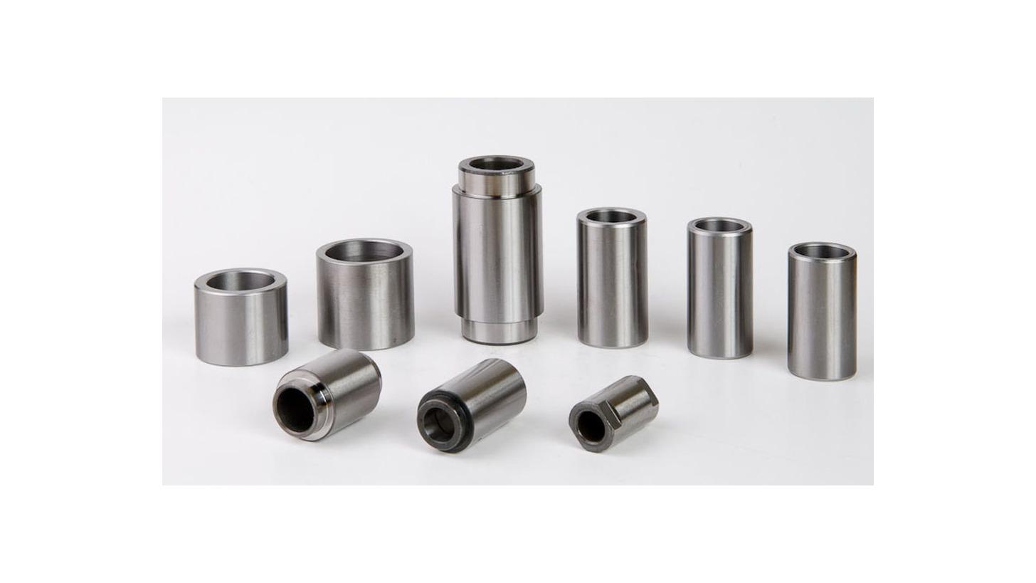 Logo CNC Machined Parts