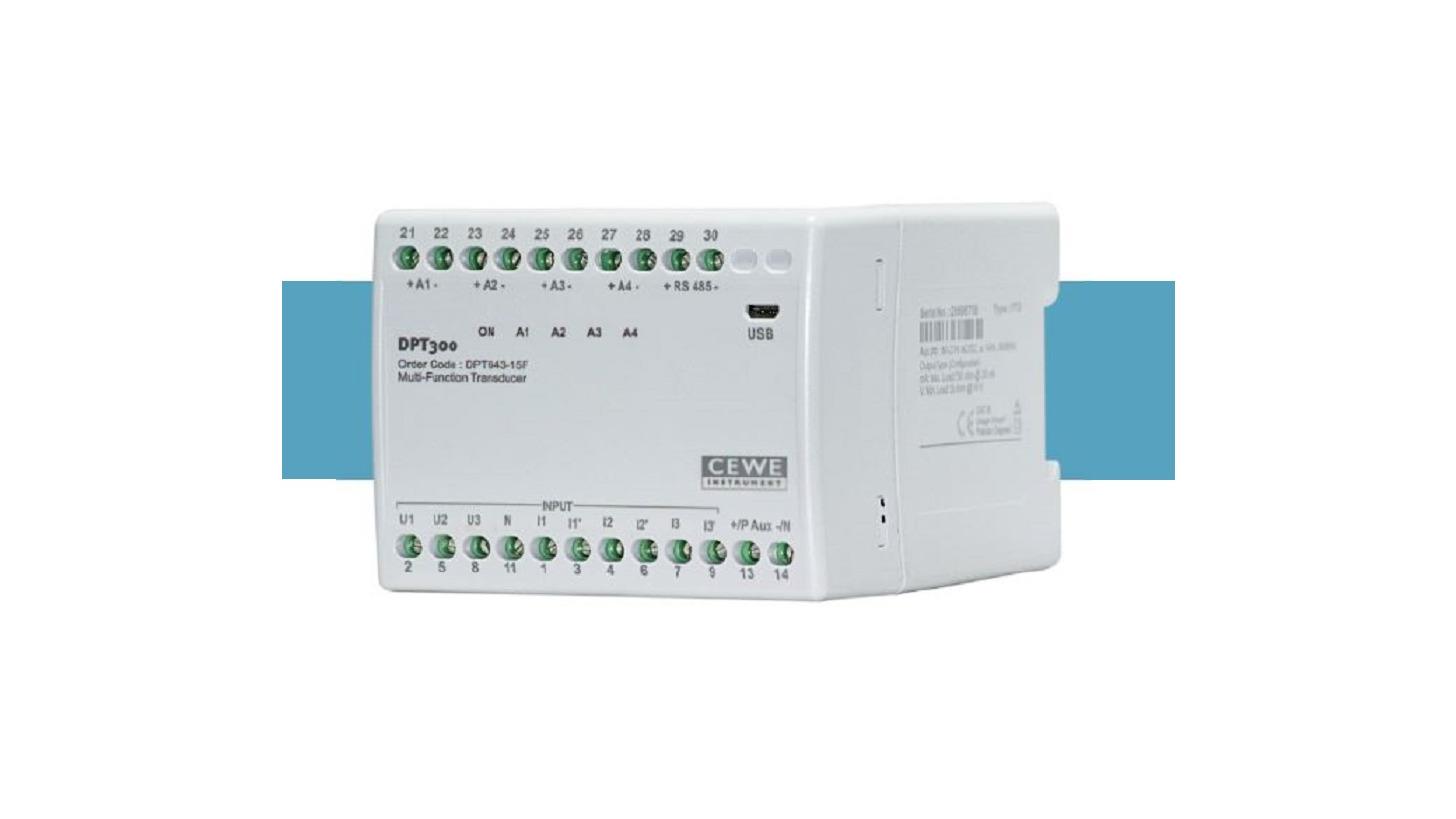 Logo Configurable Transducer DPT300
