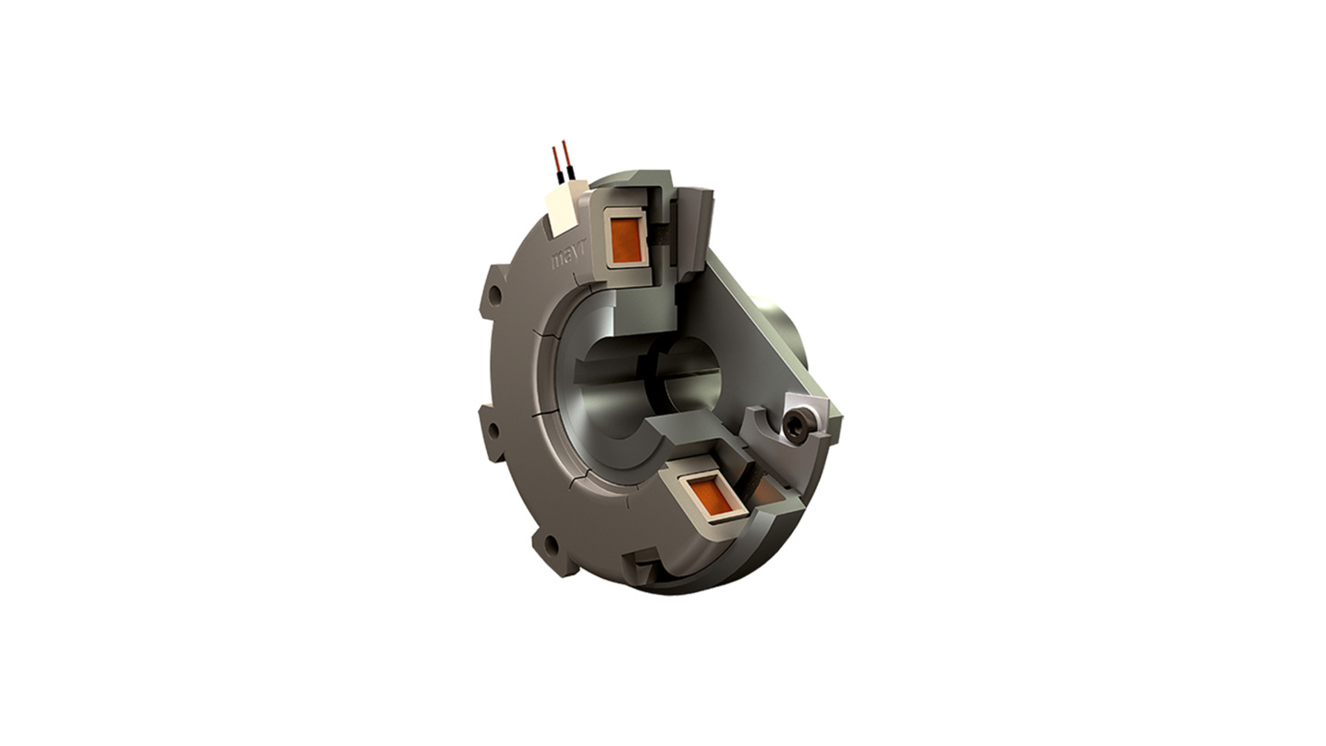 Logo Electromagnetic Clutches and Brakes