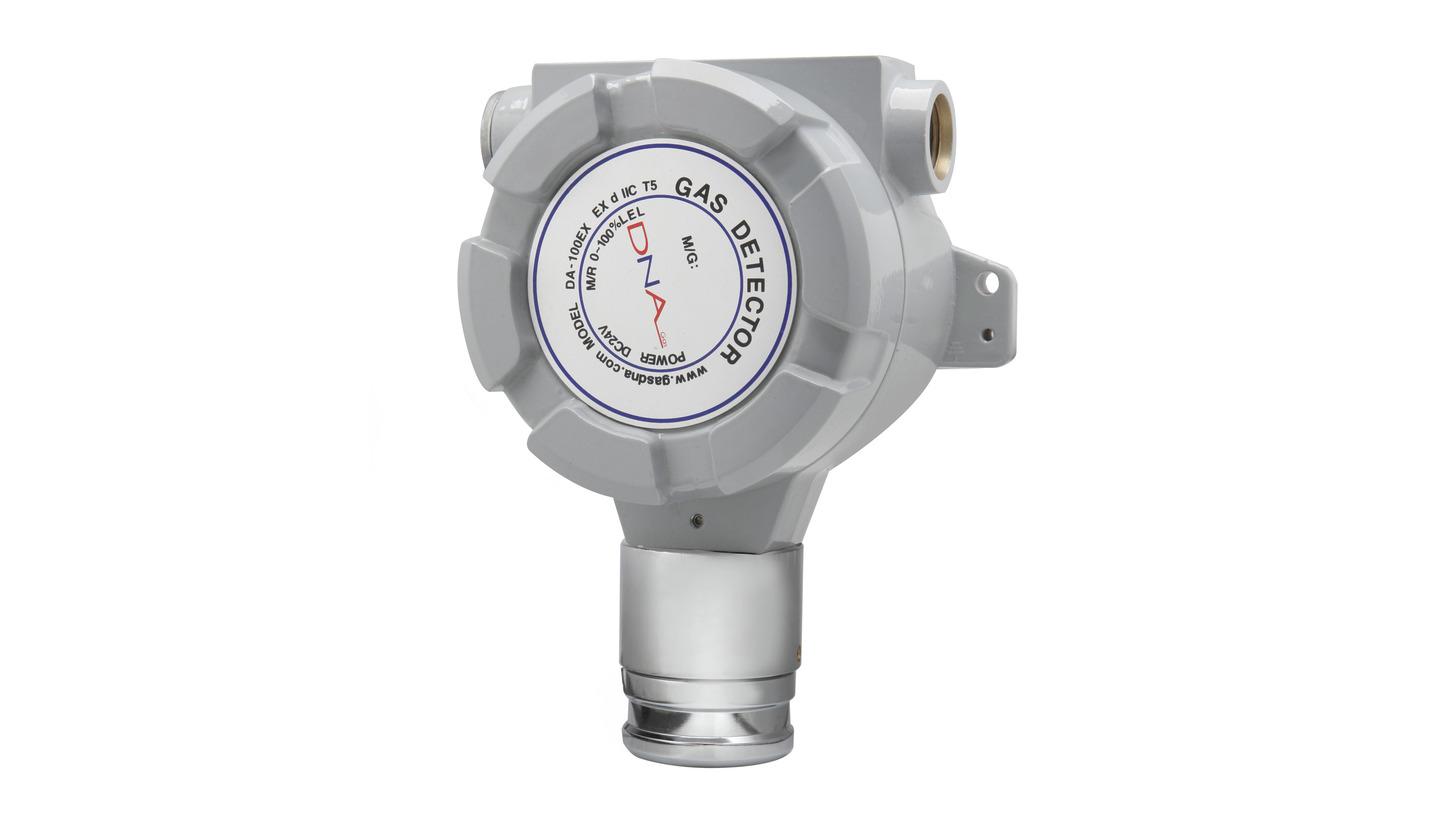 Logo Gas Detector DA-100