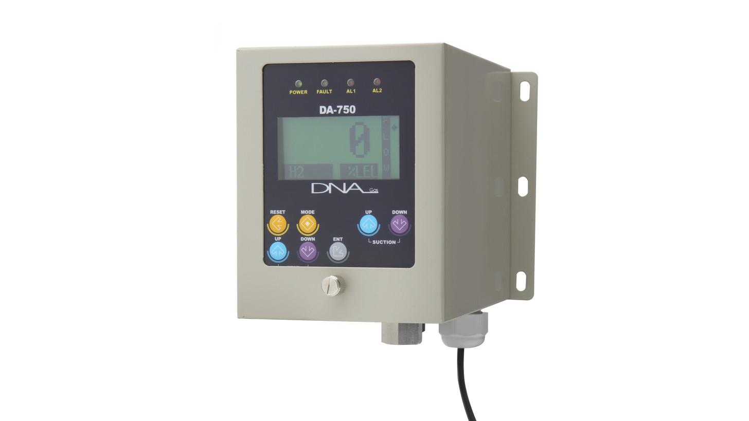 Logo Gas Detector DA-750