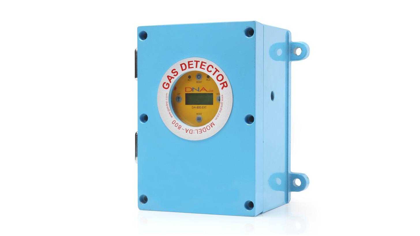 Logo Gas Detector DA-800
