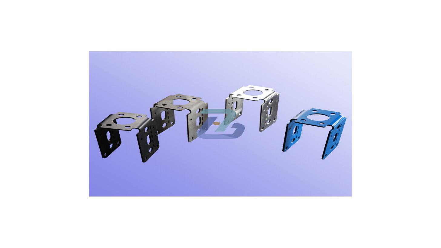 Logo CNC bending service