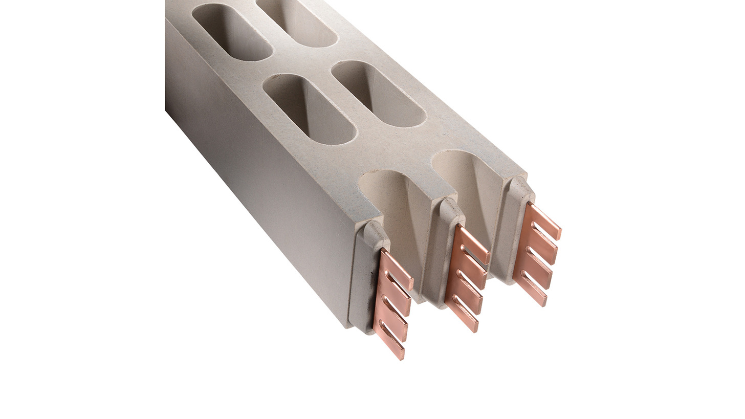 Logo Medium Voltage Cast-Resin Insulated  Bus