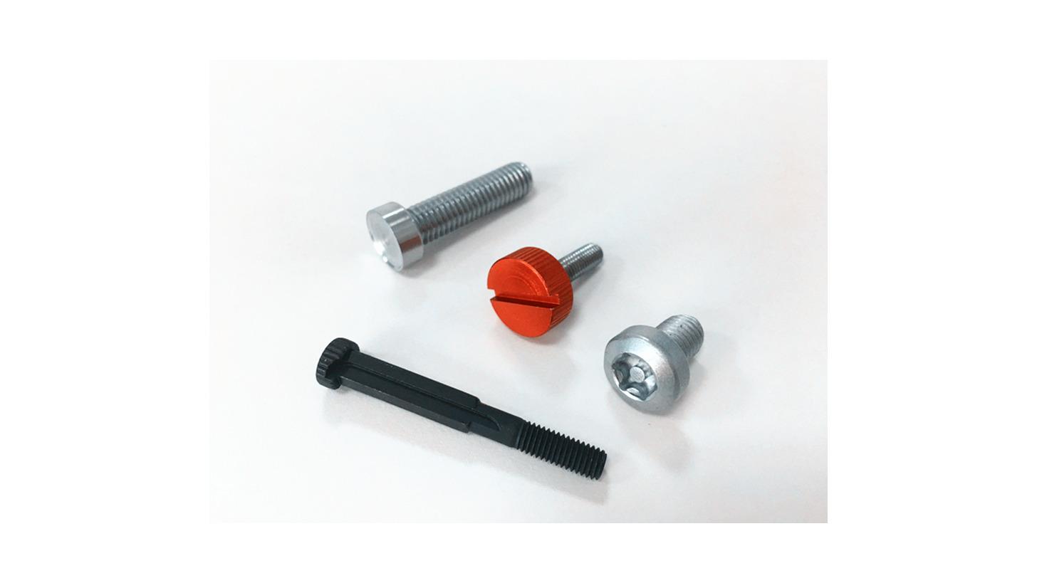 Logo Precision metal components