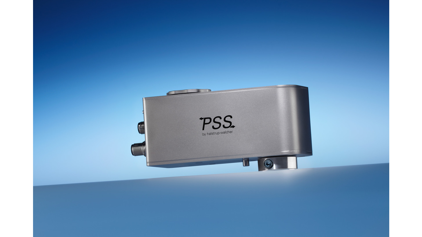 Logo Positioning system PSS 30_-8 with IP 65