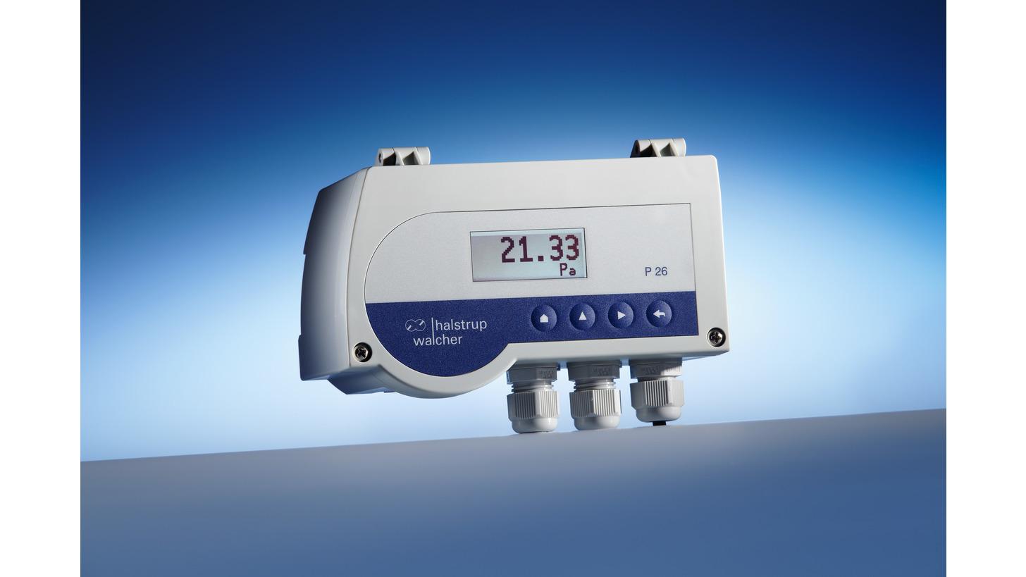 Logo Intelligent pressure transducer P 26