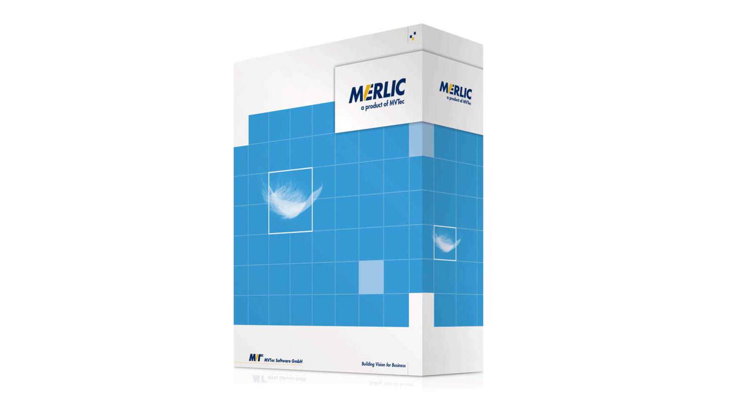 Logo MVTec MERLIC