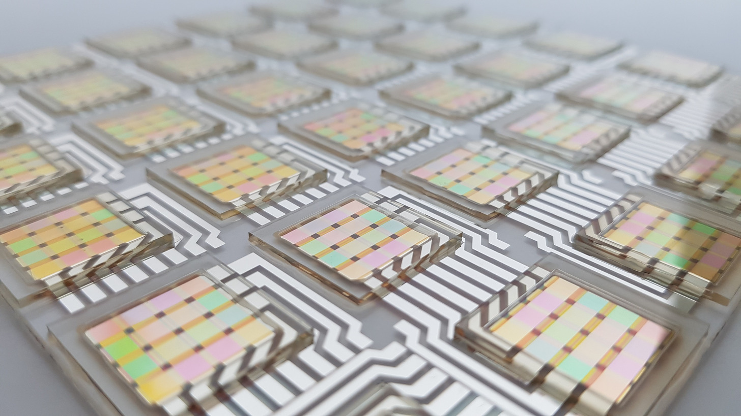 Logo NIR Spektroskopie-Chip