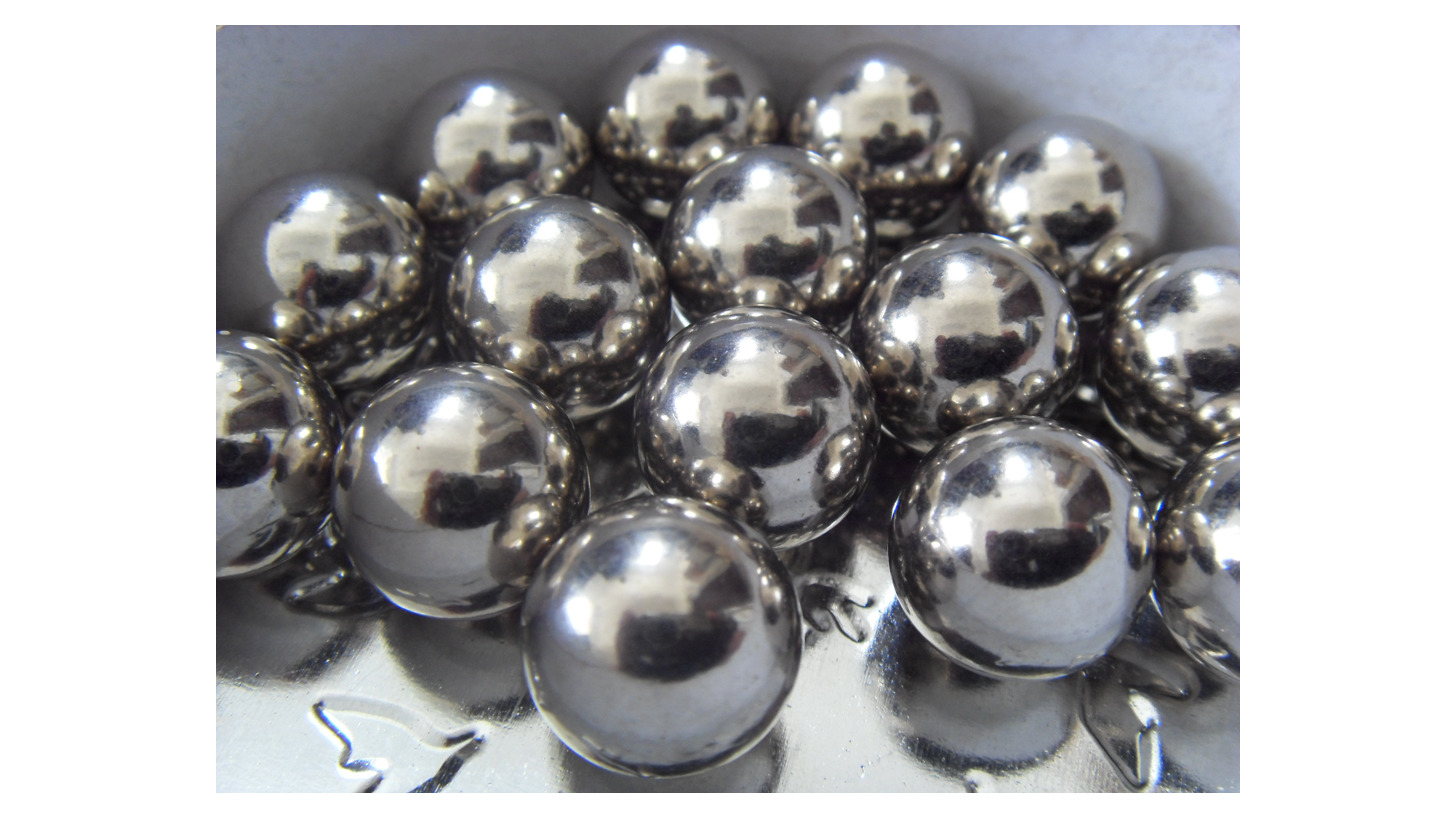 Logo Carbon Steel Ball
