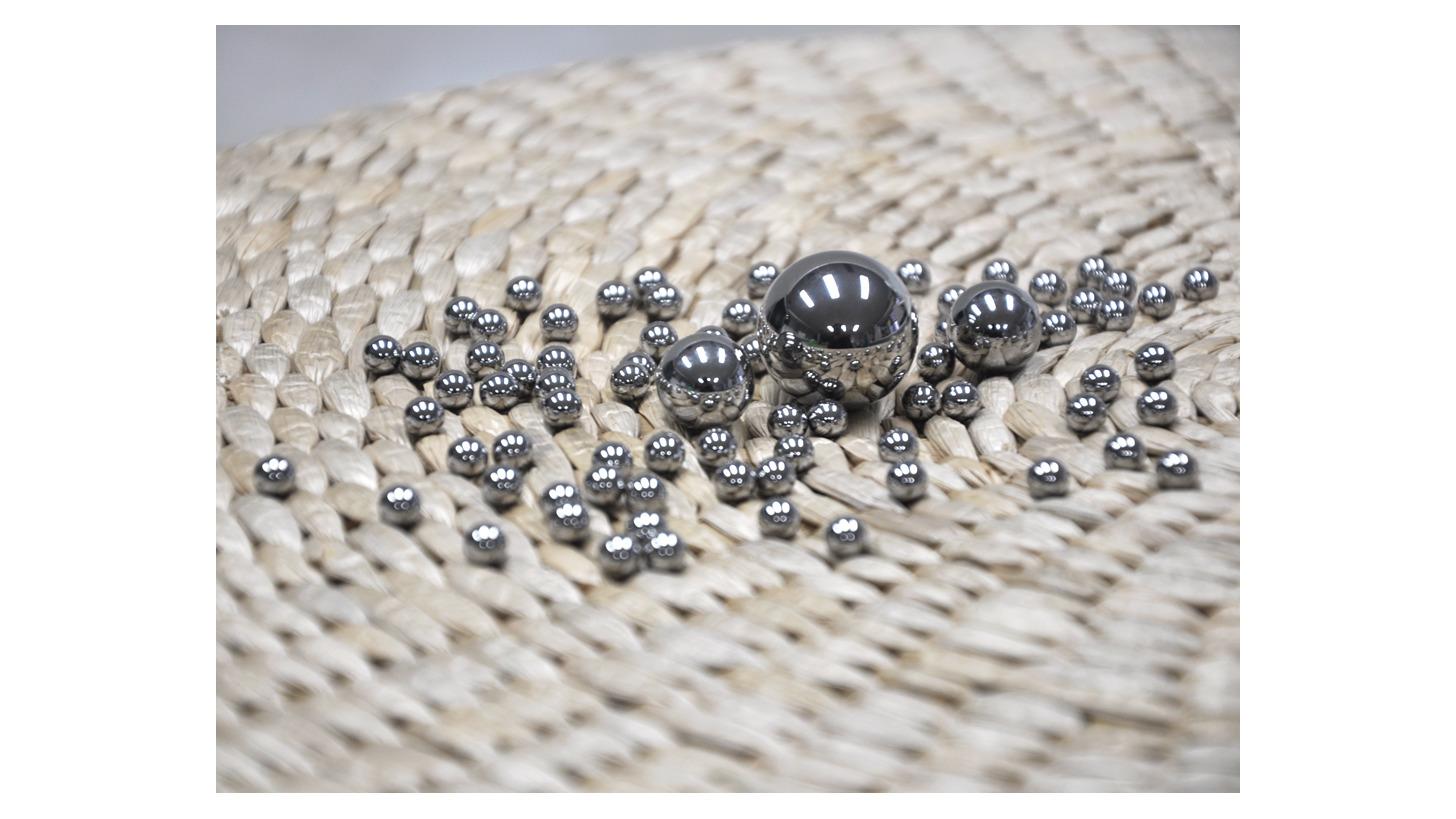 Logo Stainless Steel Ball