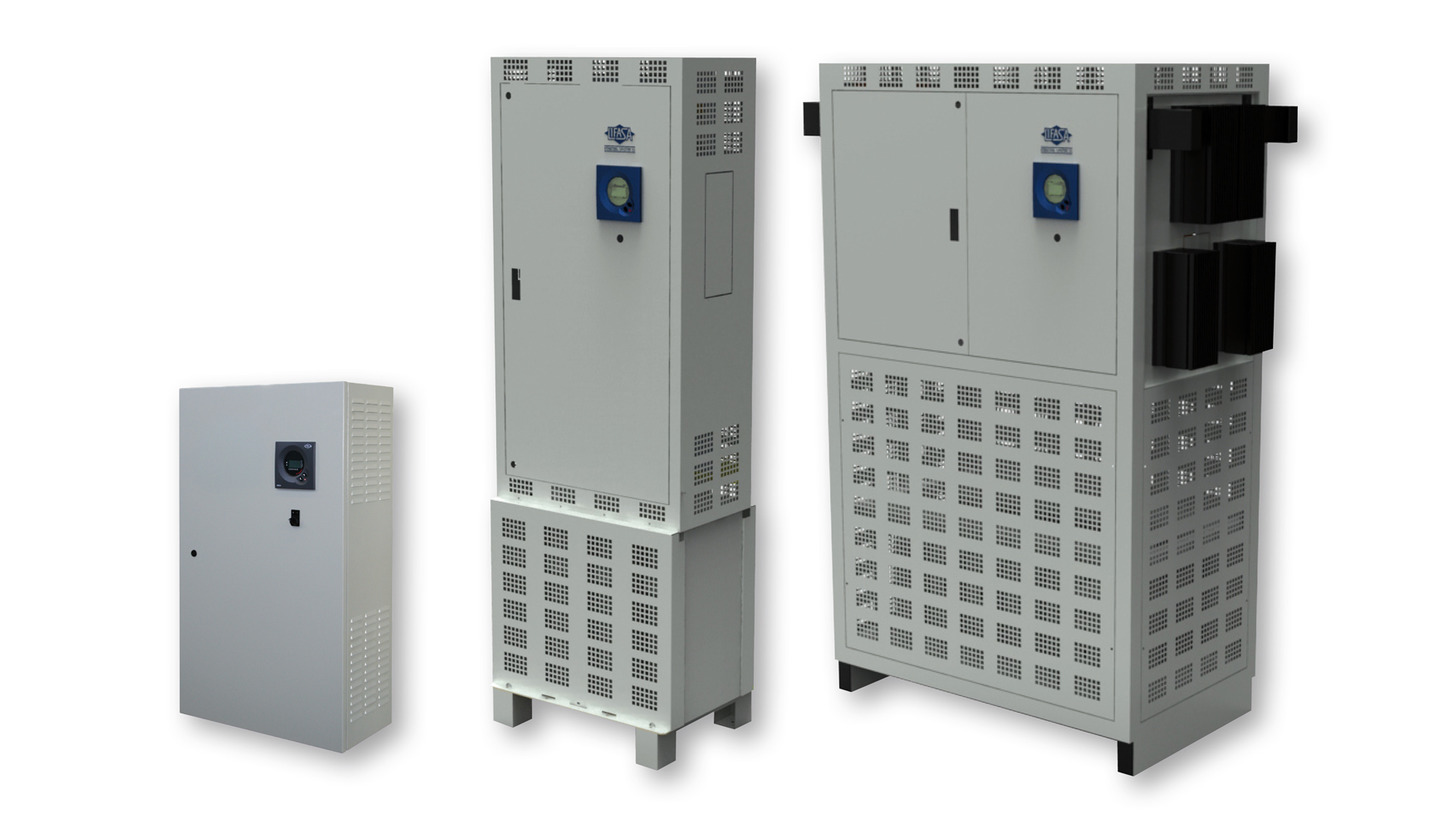 Logo LV Automatic capacitor banks
