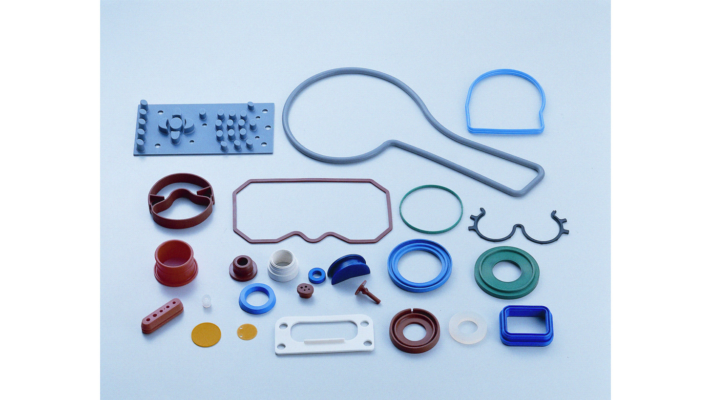 Logo Sealing elements, rubber parts