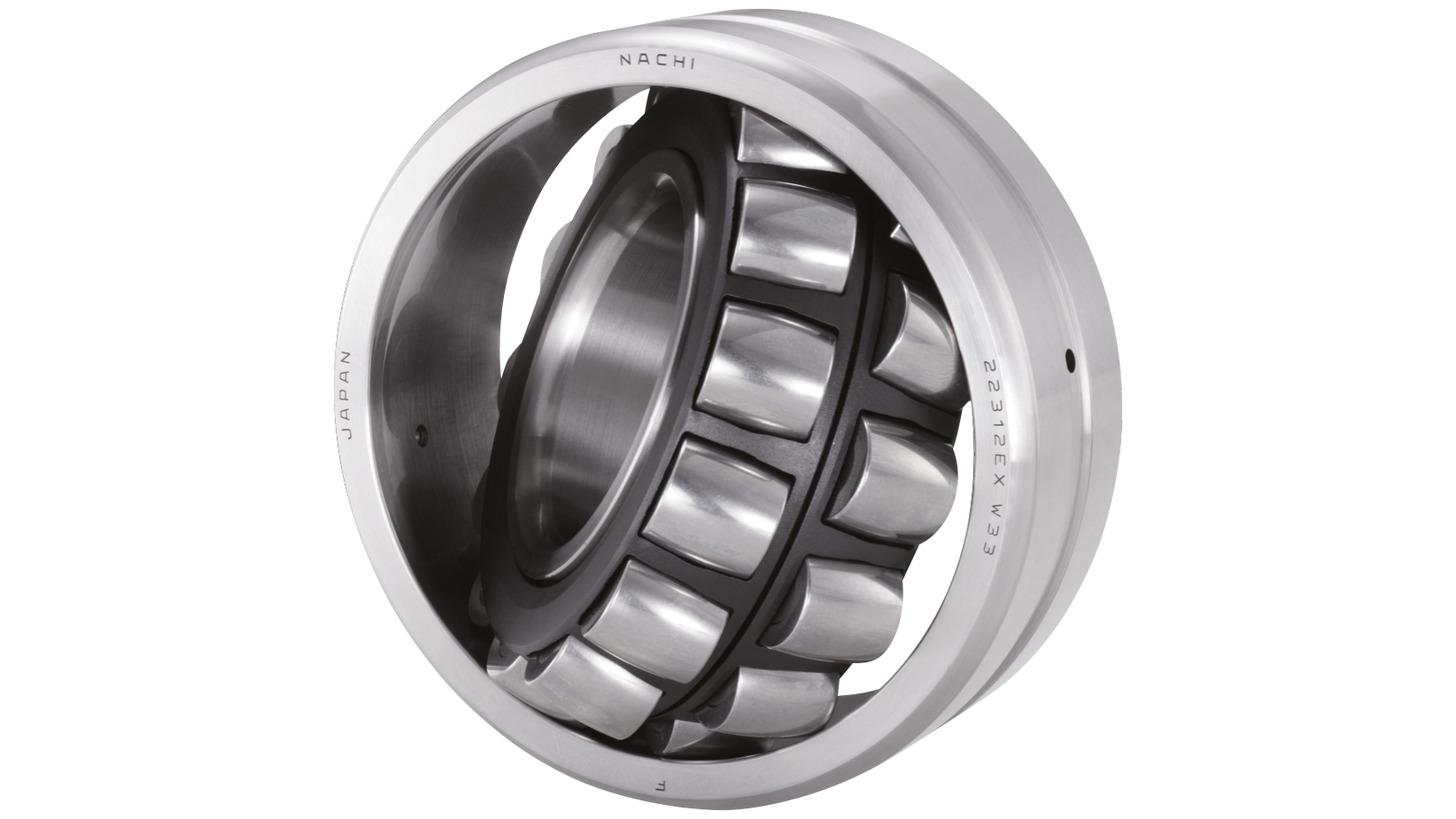 Logo NACHI Spherical Roller Bearings