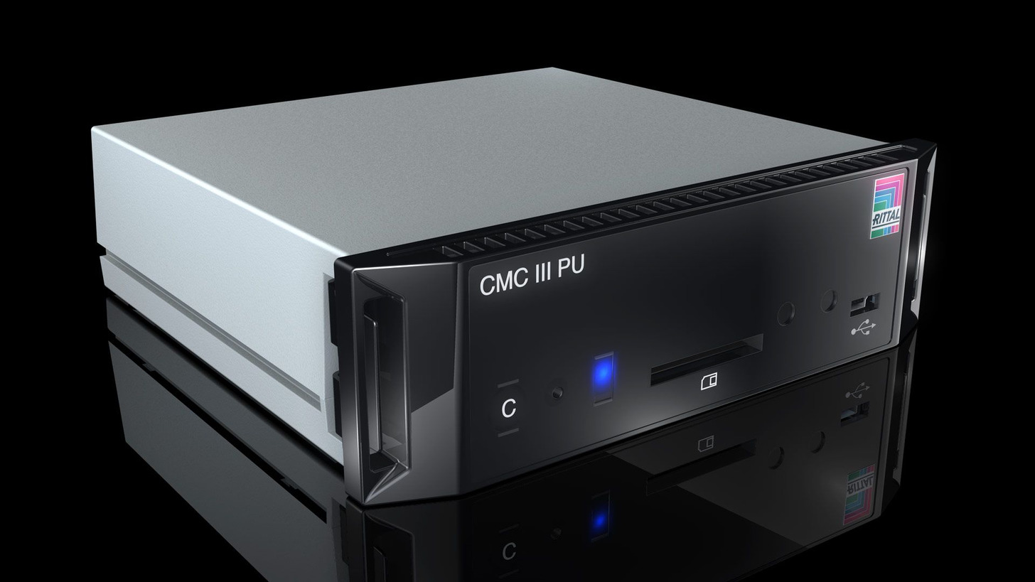 Logo The modular monitoring system CMC III