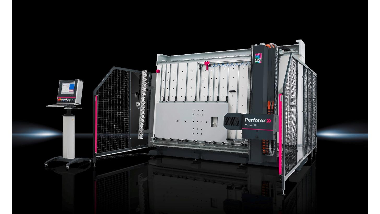 Rittal - Das System. - Produkt - HANNOVER MESSE 2018