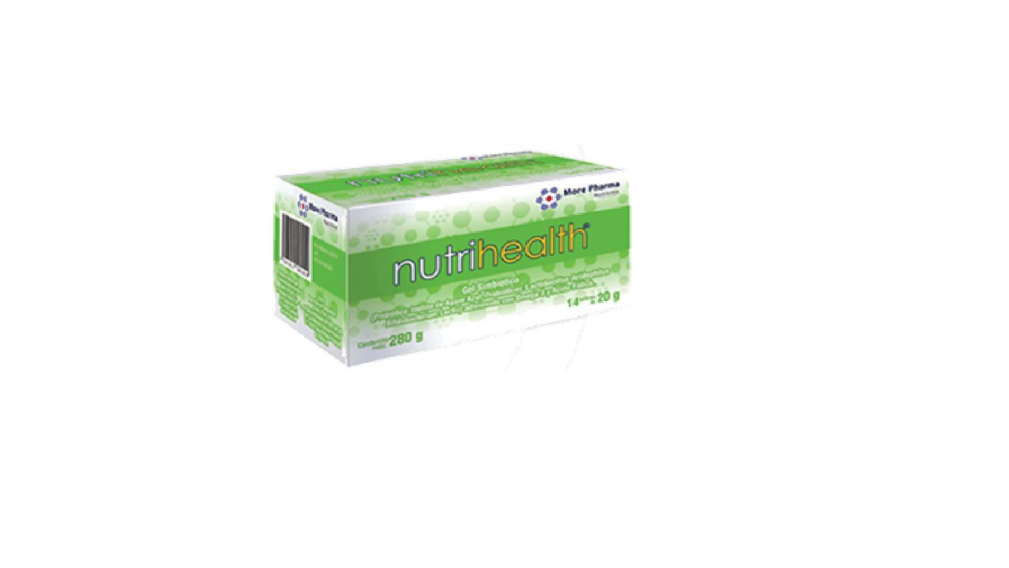 Logo BioGel Nutrihealth