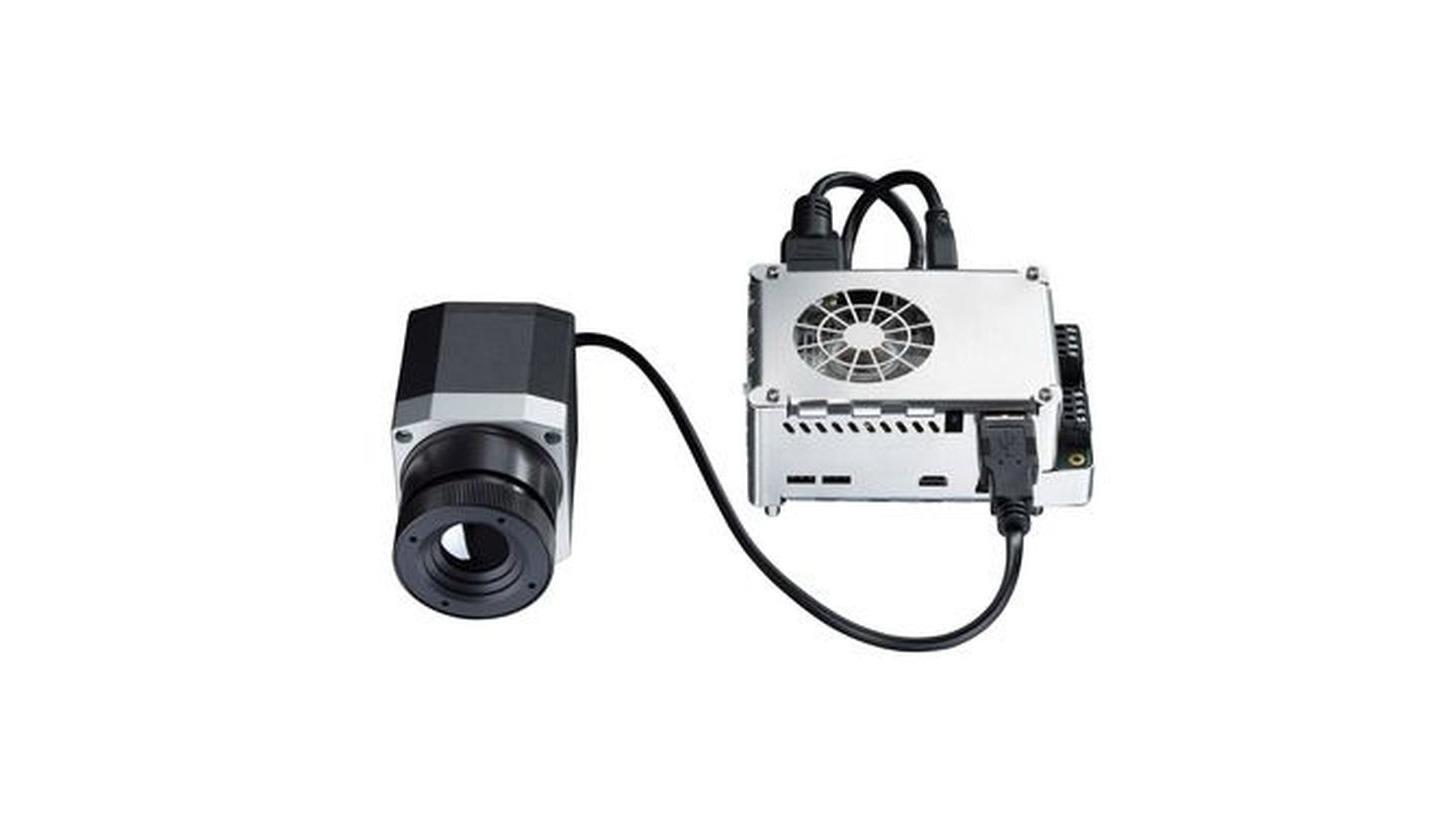 Logo Infrarotkamera PI Lightweight