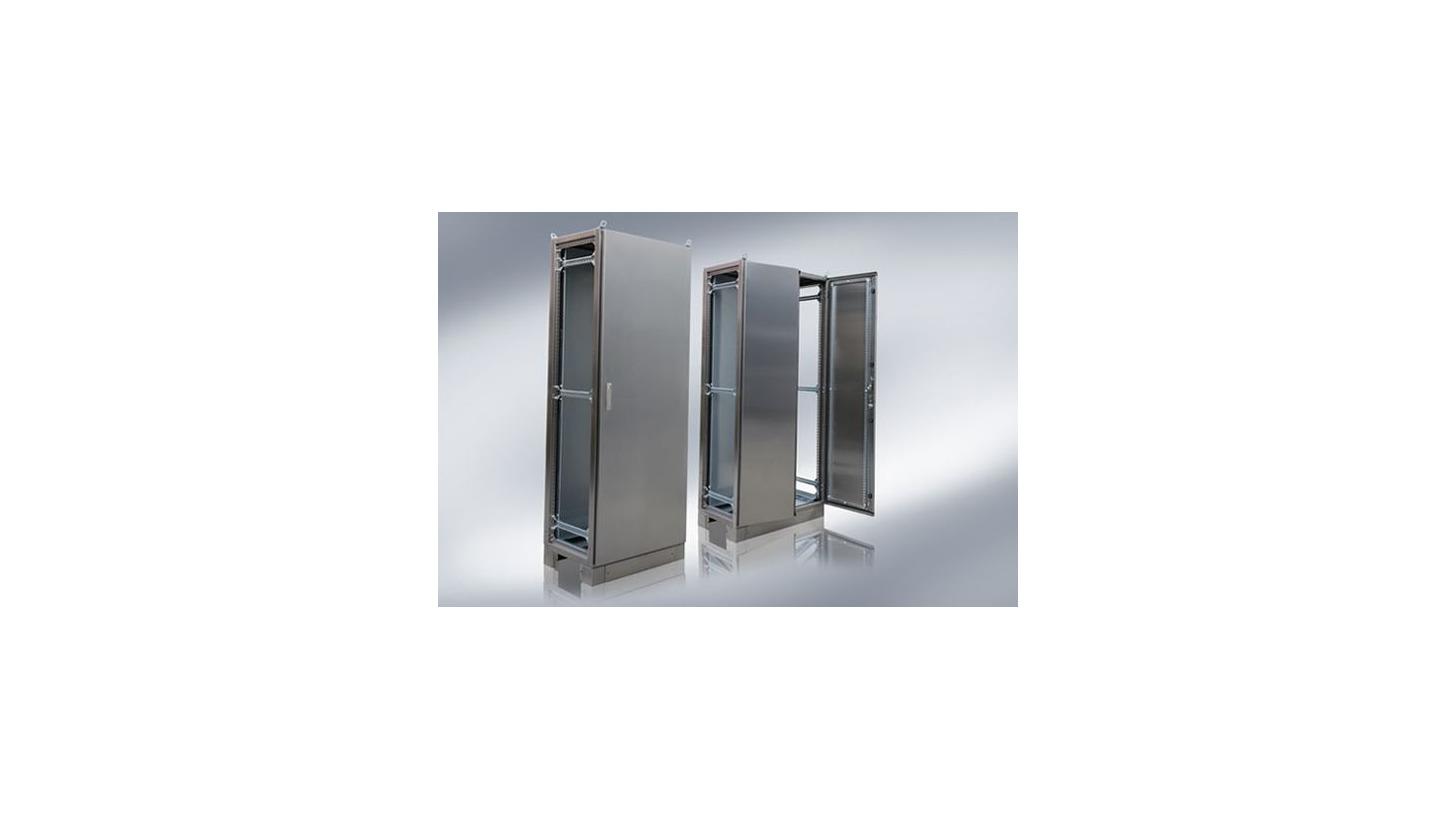 Logo DT Serie Stainless Steel Floorstanding Cabinets