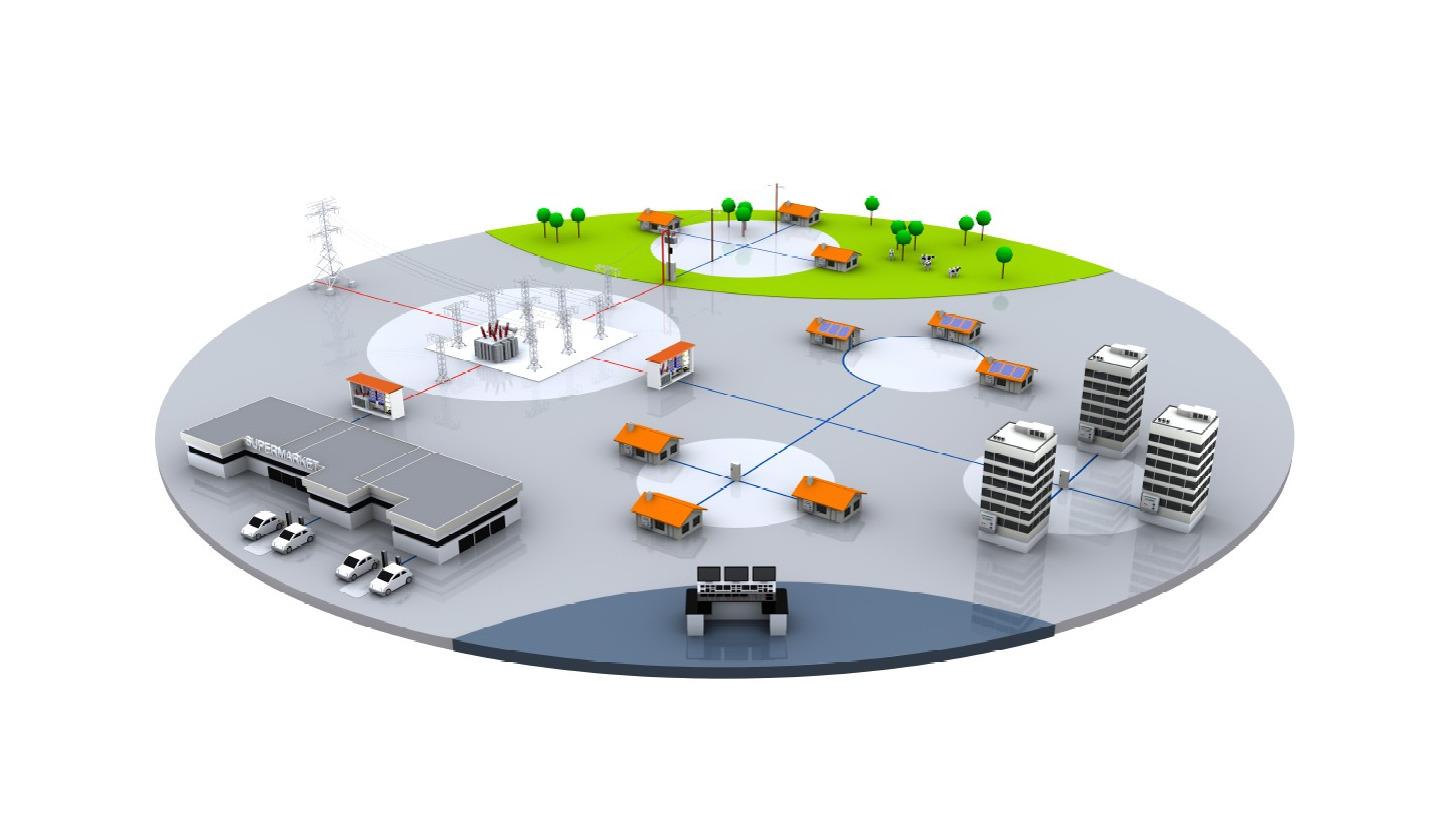 Logo Low Voltage Network Management