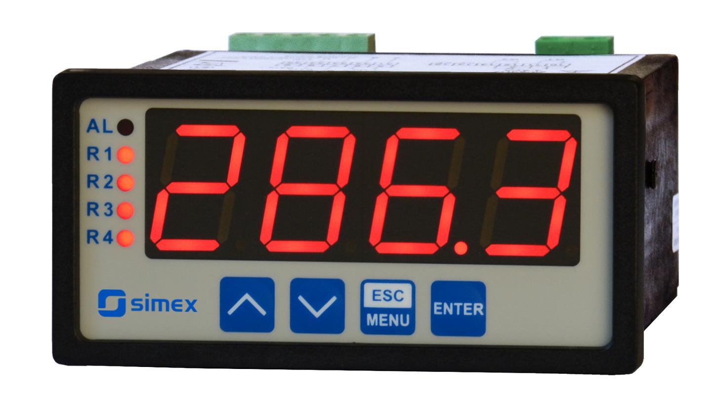 Logo Digital industrial meters