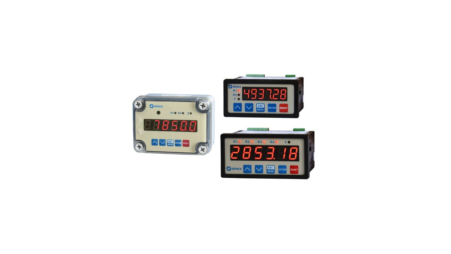 Logo Electronic counters - SLIK series