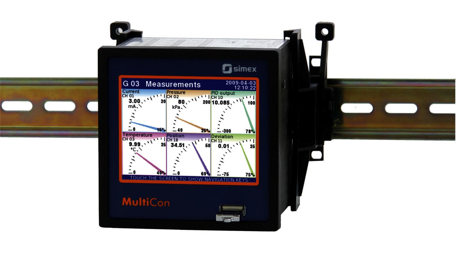 Logo MultiCon CMC-99 with SCADALite