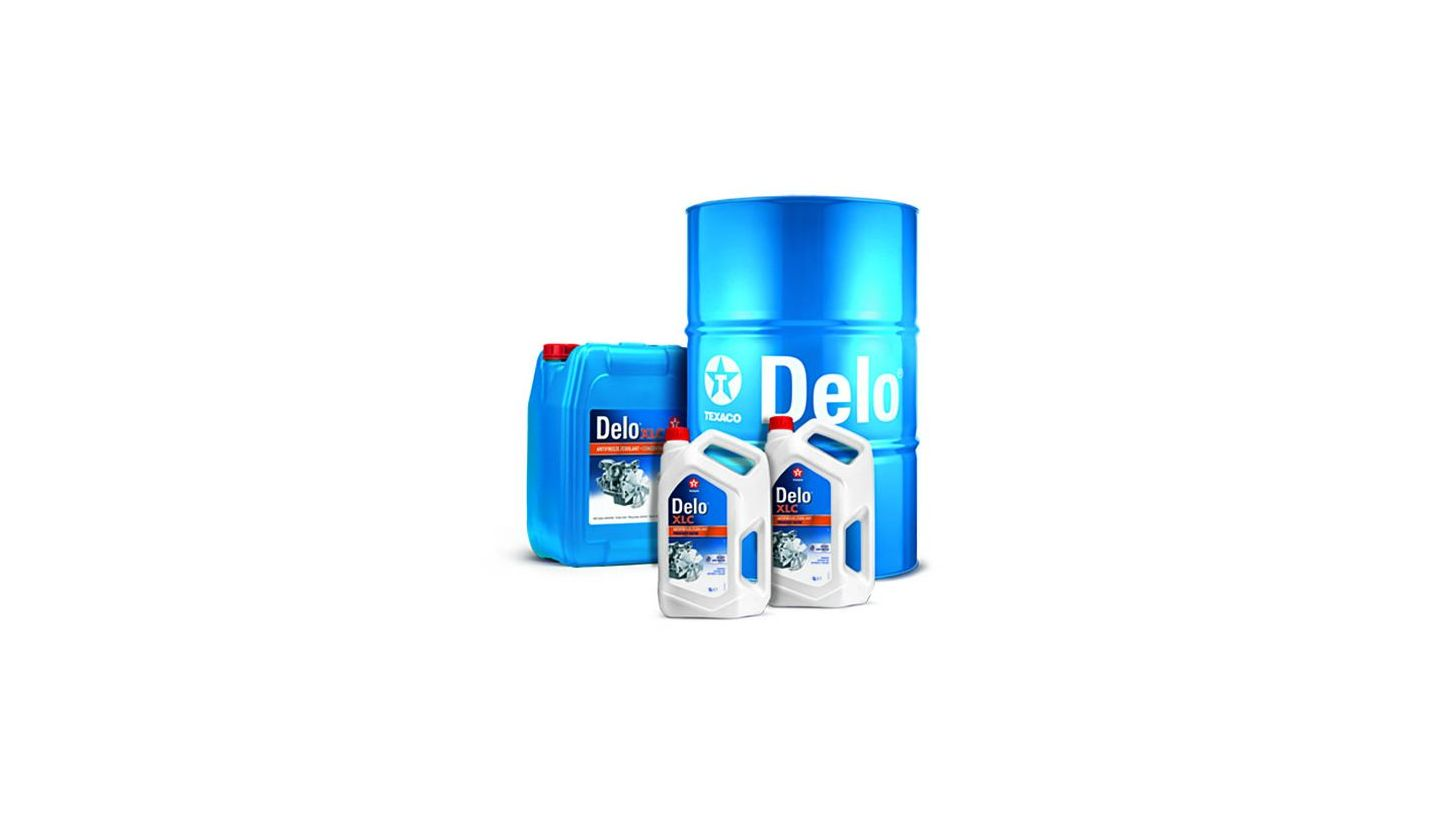 Logo Delo XLC Antifreeze/Coolant