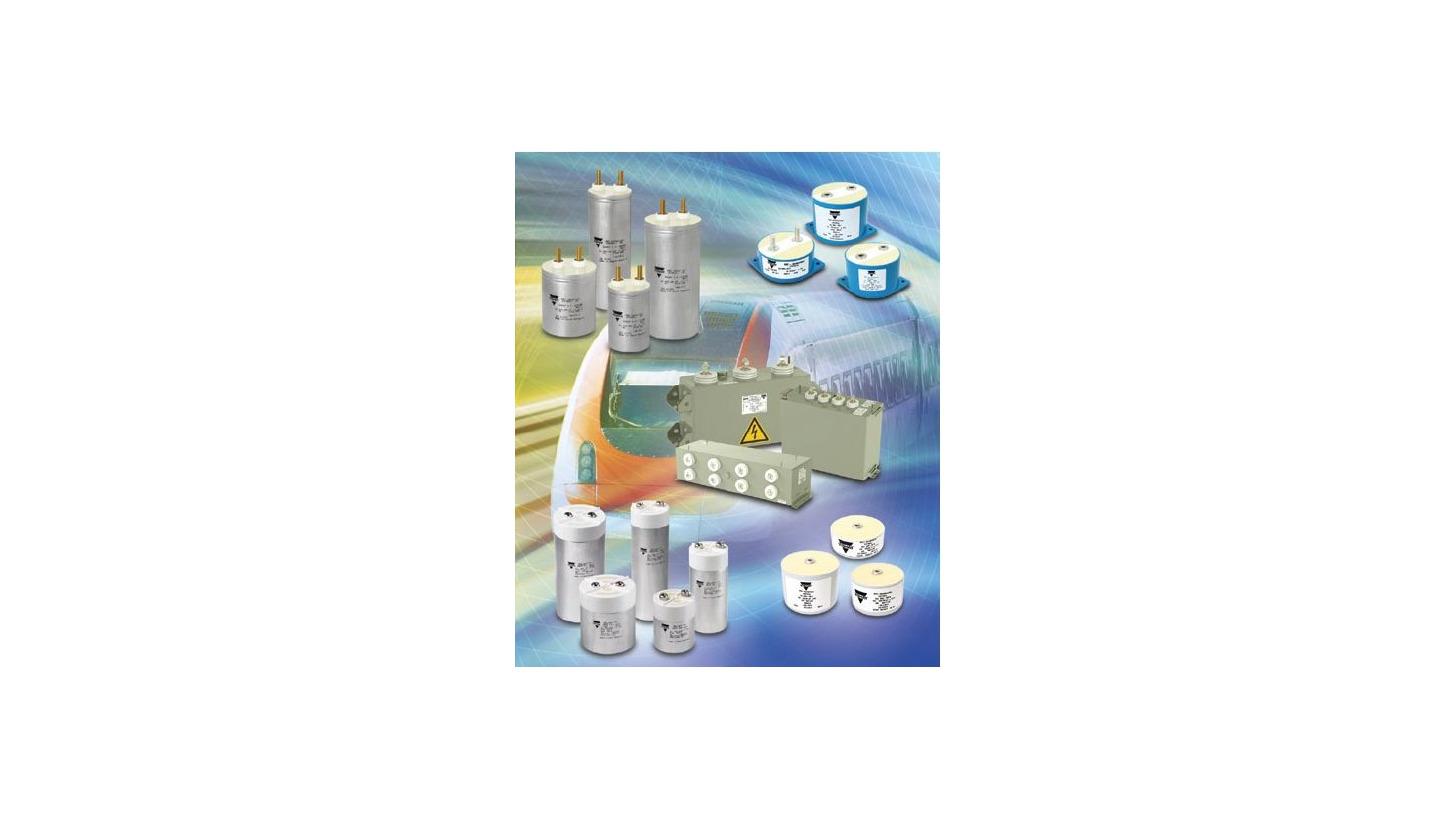 Logo Kondensatoren für Leistungselektronik